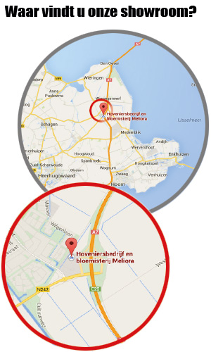 Waar vindt u Vuurwerk Meliora Middenmeer, Noord-Holland?